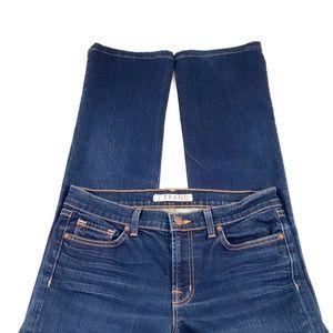 f6b1a08da1e10 J Brand Jeans - J Brand Womens 805 Straight Leg Size 29 Ink